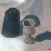 Mi primer cuadro al óleo
