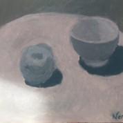 Mi primer lienzo al óleo